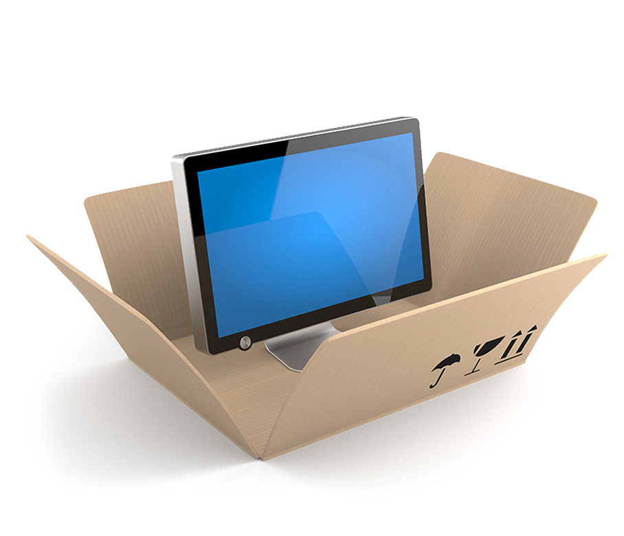 Computer Shipping