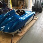 GM Motorama Mini Go-Cart powered by 6.5 Hp Honda Motor